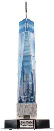 (One World Trade Center 3D Puzzle, 23-Piece)