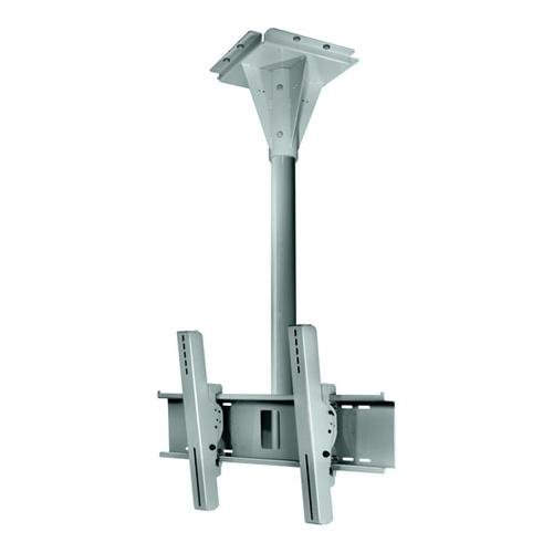 """Wind Rated Concrete Tilt/Swivel Universal Ceiling Mount for 32"""" - 65"""" Screens"""