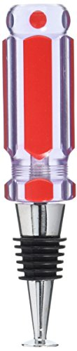 Carson Home Accents The Original Red Nek Screwdriver Wine Bottle Stopper