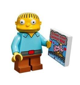 Lego 71005 The Simpson Series Ralph Wiggum Simpson Character -