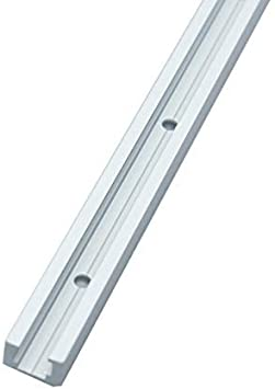 """2 Each T Track 48/"""" Aluminum 3//4/"""" x 3//8/"""" for 1//4/"""" /& 5//16/"""" T Bolts /& 1//4/"""" Hex Bolt"""