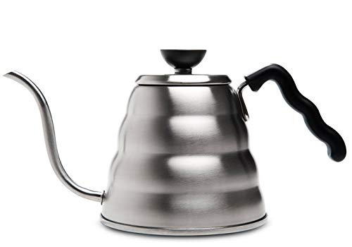 Hario Pour Over Coffee V60 Drip Buono Stainless Kettle 0.6L