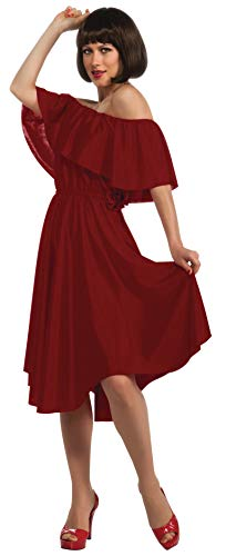 Boogie Nights Outfits - Rubie's Women's Saturday Night Fever Dress,