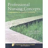 Download Professional Nursing Concepts: Competencies for Quality Leadership 1st (first) edition ebook