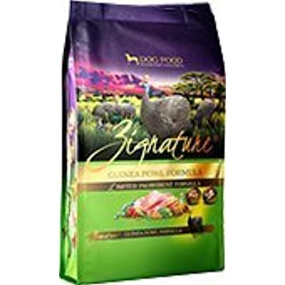 Zignature Guinea Fowl Dry Dog Food, 27 lb. Bag. A Protein Rich Dog Food. Fast Delivery by Just Jak's Pet Market