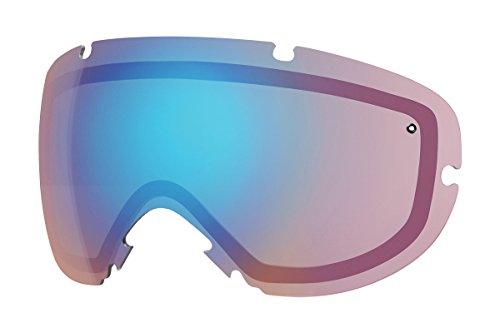 Smith Optics IOS Men's Replacement Lens Eyewear Accessories - ChromaPop Storm Rose - Flash Lenses