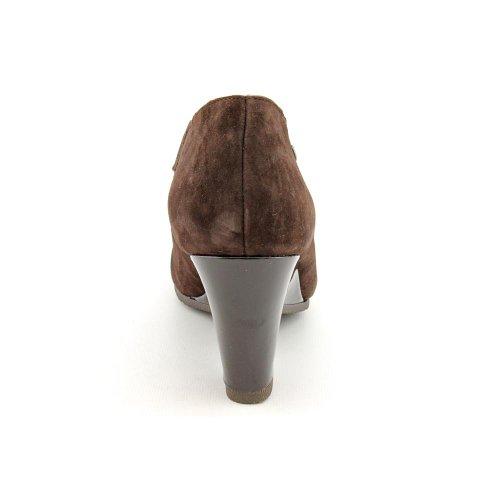 370d3c0f2a Amazon.com   Giani Bernini G.B. Fraga Strappy Pump Heels - Dark Brown, Brown,  Size 6.5   Pumps