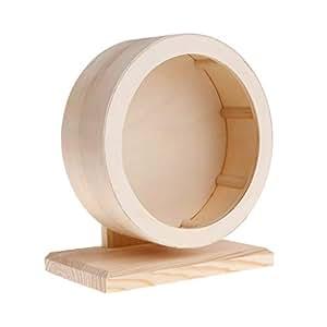 Amazon.com: RingBuu – Rueda de hámster – juguetes de ...
