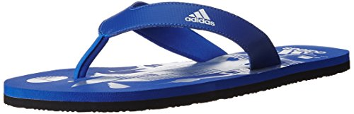 6008636d31ea Adidas Men s Beach Print Max Out Men Croyal and Silvmt Flip-Flops and House  Slippers - 9 UK India (43.33 EU)  Buy Online at Low Prices in India -  Amazon.in