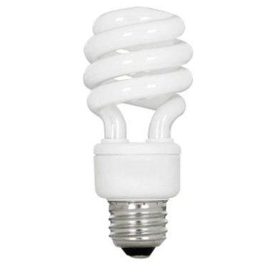 EcoSmart 60W Equivalent Soft White Spiral CFL (20-Pack)