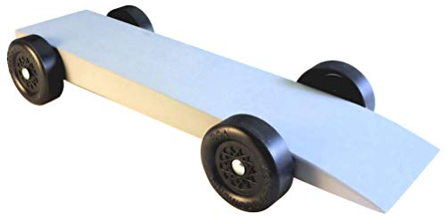- Pinewood Derby Complete BSA Car Kit - The Lazer