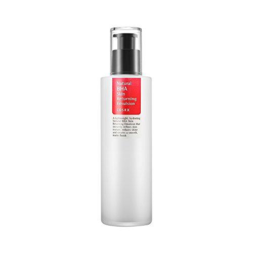 Cosrx Natural BHA Skin Returning Emulsion, 3.4 Ounce
