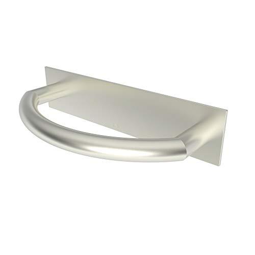 (Ginger 2805/SN Surface Towel Ring, Satin Nickel)
