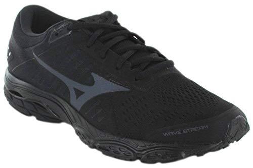 Black Mizuno Sneakers Ombreblue Multicolore Blk Homme Basses Wave Stream 001 YvvFATp