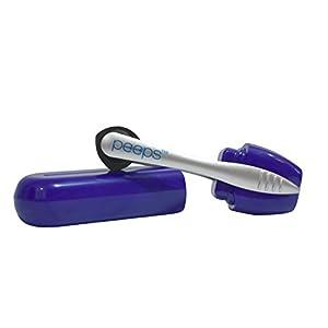 Peeps Eyeglass Cleaner - Lens Cleaner for Eyeglasses and Sunglasses - Glasses Cleaner for All Types of Eye Wear