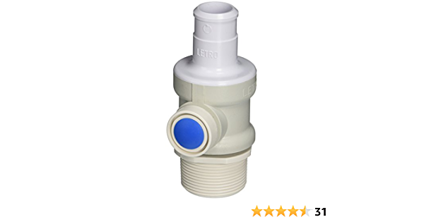 Pentair Lxw22 White Complete Wall Fitting Replacement Automatic Pool Cleaner Garden Outdoor