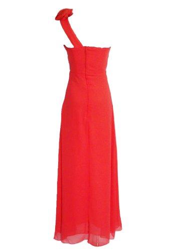 Y Damen Pfirsich Fashion Alivila Kleid ZXwqxdSES1