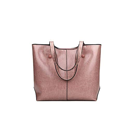 Unidos Retro Moda Y Shoulder Simple Handbag Europa Bag Bolsos Messenger De Rosado Estados RxXHCqUgw
