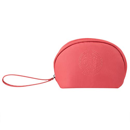 EN'DA Small Makeup Bags for Purse Travel Makeup Pouch Mini Cute Cosmetic Bag for Women Girls (Watermelon red)
