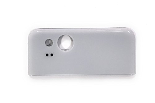 Bonafide Hardware- Replacement Part for Back Rear Glass Google Pixel 2 (White)