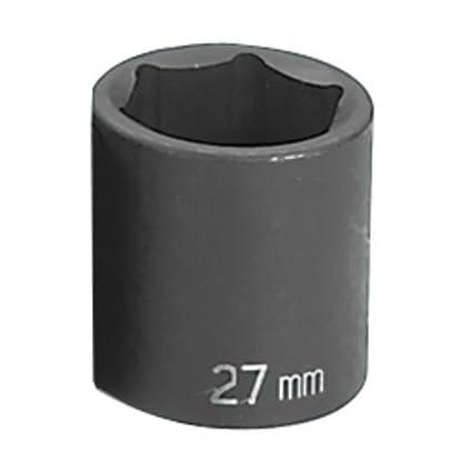 Juego de llaves de vaso hexagonales para taladro de mano 5-19 mm gris destornillador el/éctrico y llave de vaso BE-TOOL