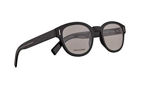 Christian Dior Homme DiorFractionO3 Eyeglasses 47-24-150 Black w/Demo Clear Lens 807 FractionO3