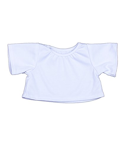 White TShirt Fits Most 8