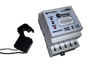 ODEnergy Home Wifi, Medidor de energía eléctrica con conexión a internet