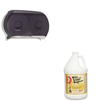 kitbgd1618sjmr4000tbk – Value Kit – Desodorante, aroma limón soluble en agua, L, 4
