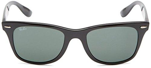 a0de50cee1 Ray Ban RB4195 601 71 52mm Black Tech Wayfarer Liteforce Sunglasses ...