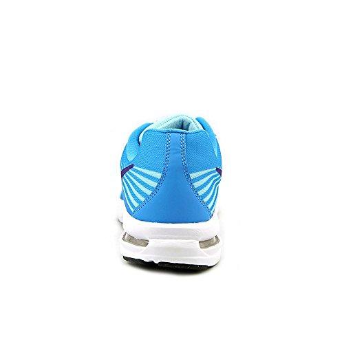 Nike Donne Futurun Aria 2 Scarpe Da Corsa Vivido Blu / Ghiacciaio Ghiaccio / Bianco / Viola Corte