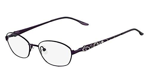 Eyeglasses MARCHON TRES JOLIE 149 514 EGGPLANT from MarchoNYC