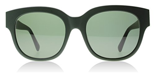 Stella McCartney 0007S 004 Green 0007S Wayfarer Sunglasses Lens Category - Stella Sunglasses Mccartney