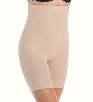 Miraclesuit Back Magic Extra Firm Control High-Waist Thigh Slimmer by Miraclesuit
