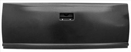 OE Replacement Chevrolet S10 Tailgate Shell (Partslink Number GM1900110)