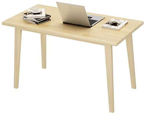 WLJBD JIA HE SENG Furniture/Los Muebles de Madera del Escritorio del Ordenador, solida Madera de Pino, Comer Multifuncional (Tamano: 100x50x75cm) (Size : 60x40x75cm)