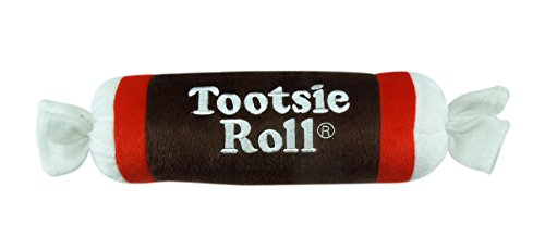 Tootsie Roll Stuffed Plush, 7