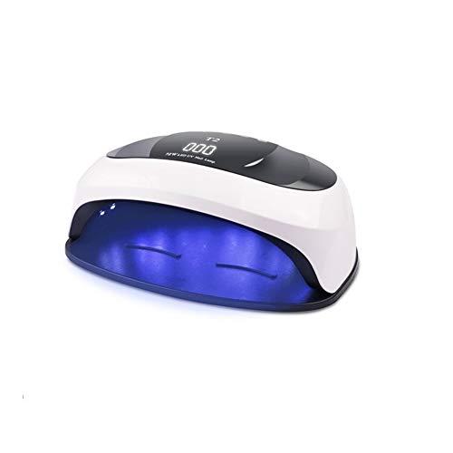追加するソーシャル移住するLittleCat マニキュアプラスチックライトセラピーマシンハンズヒートランプ点灯スマートセンサネイル (色 : Red beauty flat plug)