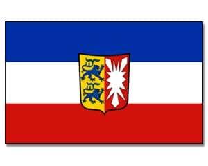 Schleswig Holstein Bandera 90* 150cm