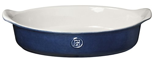 Emile Henry Made In France HR Modern Classics Oval Baker, 14.2 x 9.4