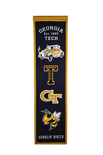 - Winning Streak Sports NCAA Georgia Tech Yellow Jackets Heritage Banner