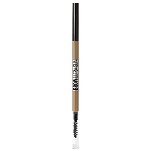 Maybelline New York Brow ultra slim defining eyebrow pencil, Blonde, 0.003 Ounce