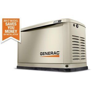 Generac 7029 Guardian Series 9kW/8kW Air Cooled Home Standby Generator (no Transfer Switch) For Sale