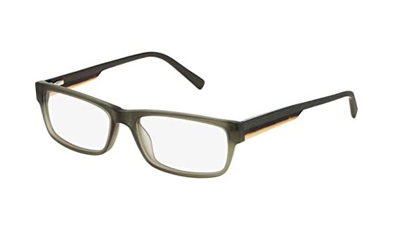 b7c964159a8 Eyeglasses Joseph Abboud JA4042 JA 4042 Olive at Amazon Men s Clothing  store