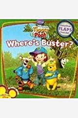 Where's Buster? (My Friends Tigger & Pooh) Board book