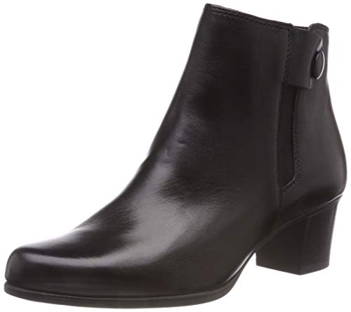 black 25374 Femme 1 21 Noir Botines Tamaris w0qxaXzz