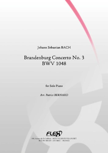 brandenburg concertos sheet music - 5