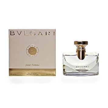 Amazoncom Bvlgari Pour Femme 34 Oz Perfume Edp New In Box