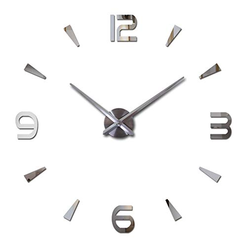 Kamas 2019 New Wall Clock Quartz Watch reloj de pared Modern Design Large Decorative Clocks Europe