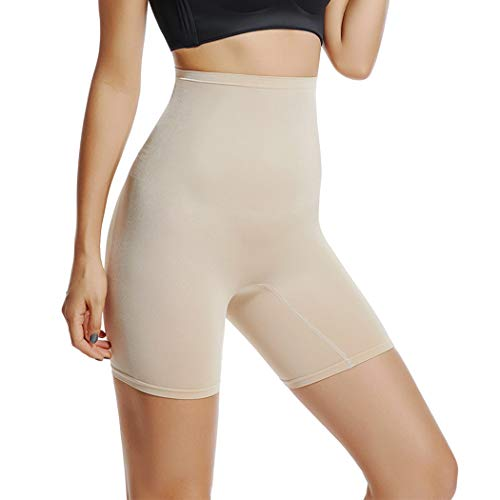 Shapewear for Women Thigh Slimmer Slip Short Control Panties Body Shaper Under Dress Boyshorts